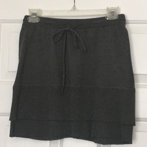 Candie's sweater skirt